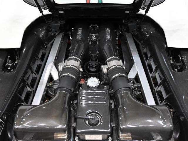 4.3L V8エンジンは510馬力を出力します。