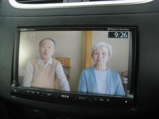 純正SDナビ・ワンセグTV・DVD・CD・SD・USB