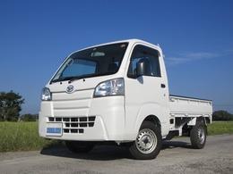 ダイハツ ハイゼットトラック 660 スタンダード 3方開 4WD エアコン パワステ エアバック 4WD