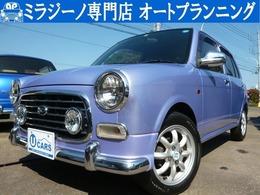 ダイハツ ミラジーノ 660 ミニライトスペシャル 新品ブリジストンタイヤ 新規タイベル交換