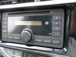 使いやすい純正CDチューナー