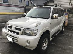 三菱 パジェロ の中古車 3.0 アクティブフィールドエディション 4WD 北海道札幌市北区 61.6万円