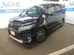 トヨタ ヴォクシー 2.0 ZS 煌 純正SDナビ・フルセグ・Bカメラ