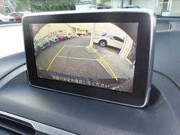 純正バックカメラ付きで車庫入れの際にも後方をしっかりと確認しながら車庫入れが出来ます