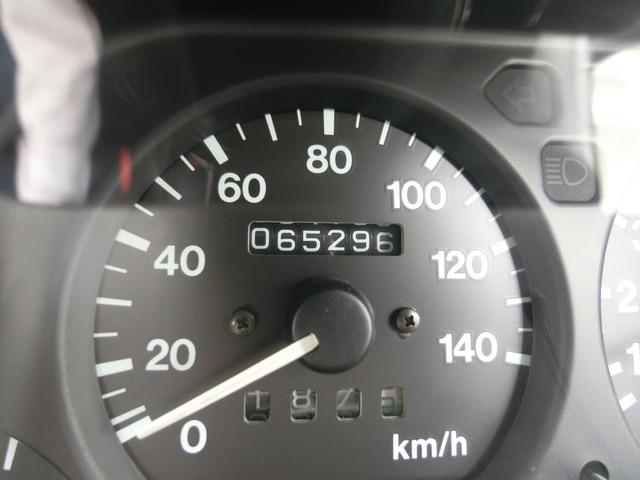 実走行6.5万kmです嬉しいですねまだまだ走ります