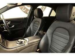 ワンオーナー車輌ならではのクオリティが維持された上質なブラックレザーシートを装備!メモリー機能付きパワーシート、シートヒーター、ランバーサポート機能を搭載しています!