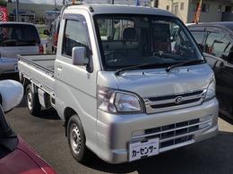 ダイハツ ハイゼットトラック 660 エクストラ 3方開 4WD 軽トラ 5MT エアコン パワステ