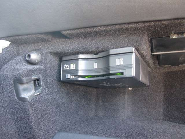 高速運転には欠かせないETCももちろん装備されております!