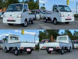 今回紹介させていただく車両は、H22サンバートラックです。グレードはTBです。