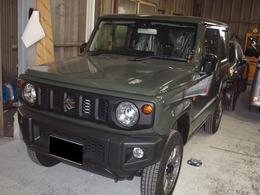 スズキ ジムニー 660 XC 4WD 届出済未使用車 8インチナビ