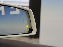 ●ブラインドスポット・アシスト『視角からの車を感知し、ドライバーが車線変更を行う際に、警告音と共に注意を促してくれる便利な機能です!』