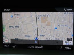◆地上波デジタル放送対応純正HDDナビゲーション『CD再生はもちろん、Bluetoothオーディオなど多彩なメディアに対応!御納車時には最新の地図データへ無料更新いたします。』