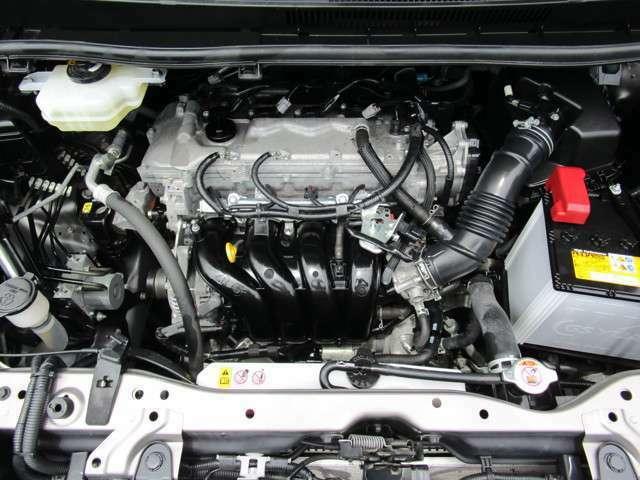 2000cc直列4気筒エンジン搭載 納車前に点検整備いたします