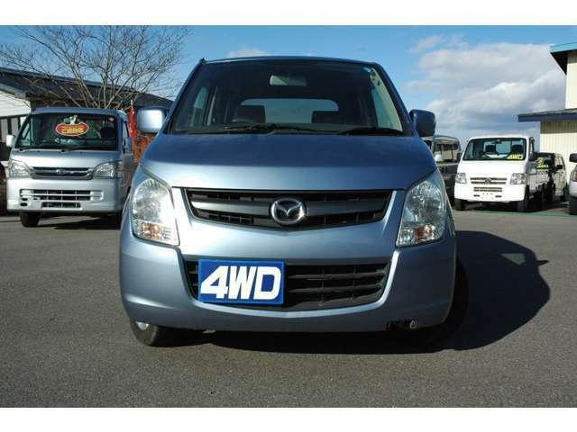 【装備】4WD・キーレス