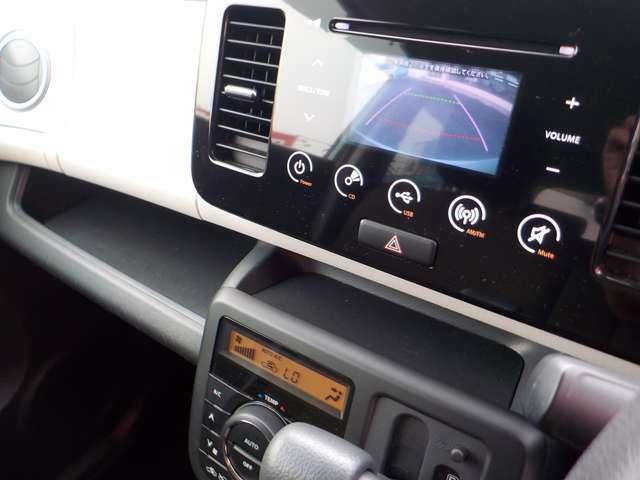 ☆☆☆【純正CDオーディオにはバックモニター&バックカメラ装備で、バックの運転が苦手な方も安心&安全運転できます】★★★