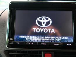 トヨタ純正9インチナビが搭載されています☆フルセグTV・CD・DVD等がお楽しみいただけます。
