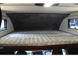 広々バンクベッド♪引き出すだけの簡単なベッド展開♪