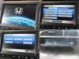 お出掛けに嬉しい、純正HDDインターナビ付です♪DVDビデオ再生機能・音楽録音機能も装備しております♪