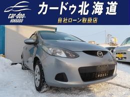 マツダ デミオ 1.3 13C 4WD 光触媒抗菌・ドラレコ・夏冬タイヤ