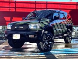 トヨタ ハイラックスサーフ 2.7 SSR-X Vセレクション 4WD TOYOTAクラシックグリル・BFグッドリッチ