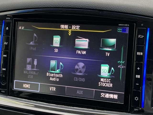 多様な入力があり色々なオーディオ再生機器が使えます。