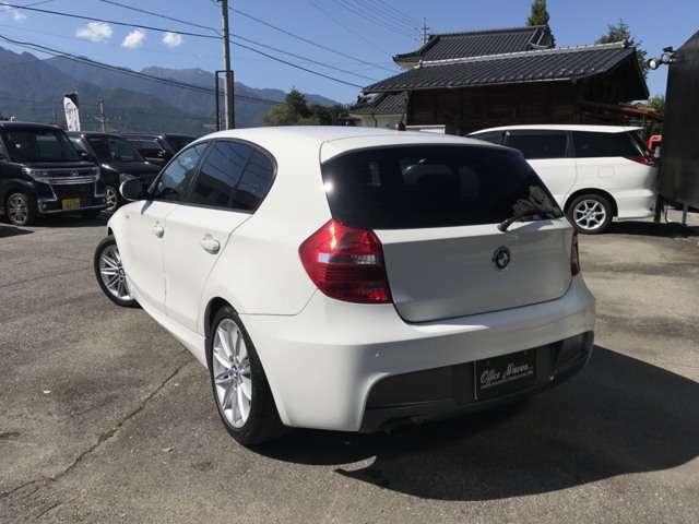 BMWコンパクト116i・MスポーツPKG!Mスポーツエアロ☆17インチAW☆Egプッシュスタート式☆タイミングチェーン車☆車検H31年12月まで付き☆お買い得車!早い者勝ちです♪♪♪