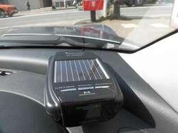GPS ソーラーEL 液晶レーダー