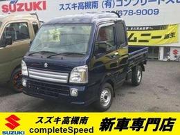 スズキ キャリイ 660 スーパーキャリイ X 3方開 4WD 新車セレクトOP