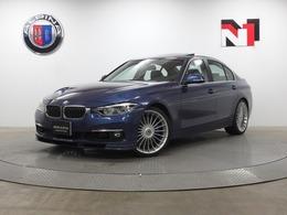BMWアルピナ B3 ビターボ リムジン 20AW 電動ガラスSR LED 衝突警告 車線逸脱