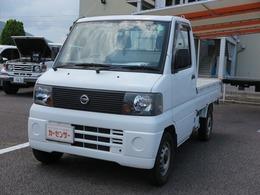 日産 クリッパートラック 660 SD ワンオーナー エアコン 車検R3/4