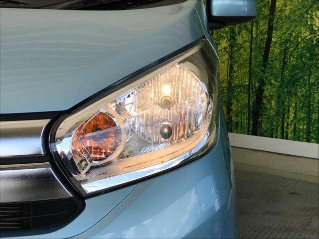 ヘッドライトをLEDやHIDにもできます。白く明るく、視認性の良い先進のヘッドライトです!!
