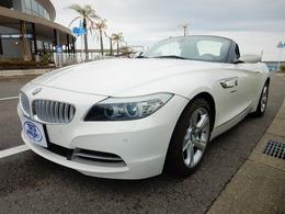 BMW Z4 sドライブ 35i 左ハンドル黒革 パドルシフト 地デジTV 白