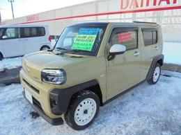 ダイハツ タフト 660 G 4WD ホワイトパック/スカイフィールトップ