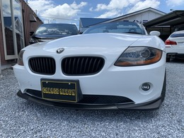 BMW Z4 ロードスター2.2i 18AW