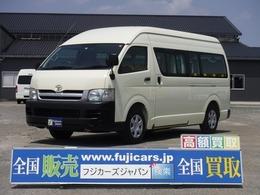 トヨタ ハイエースバン 2.7G園児バス 大人2名 幼児26名乗車 オートステップ