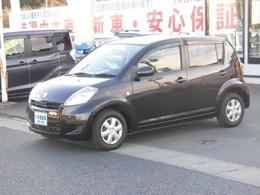 トヨタ パッソ 1.0 X 4WD ナビ キーレス 車検整備付 保証付