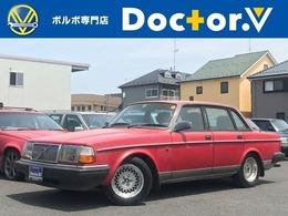 ボルボ 240 GL メッキモール 社外AW メッキ 保証付