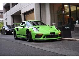 ポルシェ 911 GT3 RS PDK メーカー新車保証付 法人ワンオーナー