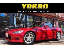 ホンダ S2000 2.0 ワンオーナー・幌新品・無限マフラー