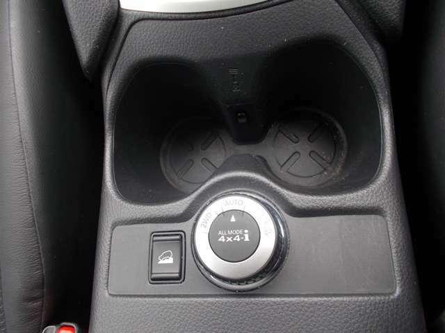 4WD切り替えスイッチ