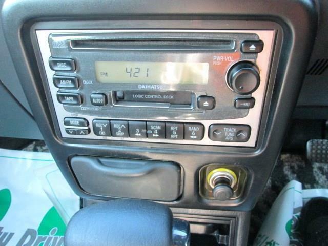 ◎CDやラジオなども楽しめます!!