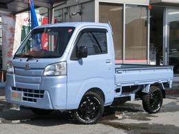 ダイハツ ハイゼットトラック 660 スタンダード 農用スペシャル 3方開 4WD 5速ミッション 14インチAW 新品MTタイヤ