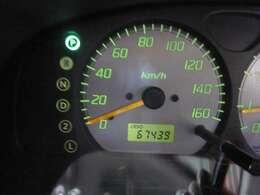 走行68000km