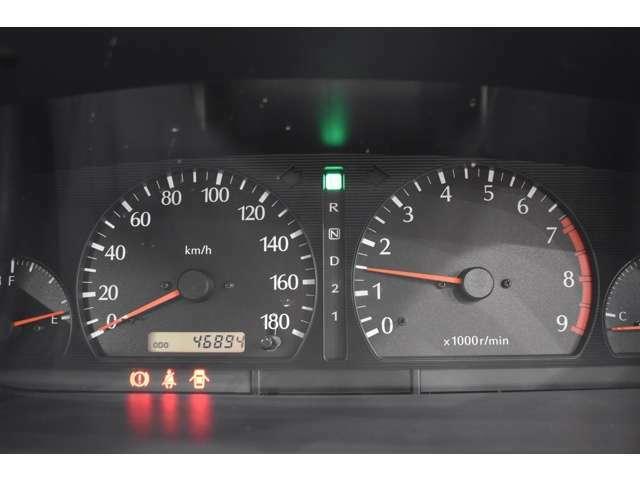 実走行4万6千km!当社では、修復歴有車、メーター改ざん車は取り扱っておりません。全て実走行距離のお車になります ご安心してカーライフをお楽しみください!