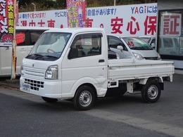 スズキ キャリイ 660 KC パワステ 3方開 4WD マニュアル パワステ 4WD