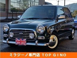 ダイハツ ミラジーノ 660 ミニライトスペシャル 新品シートカバーローダウン社外キャップ