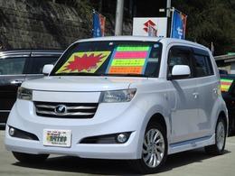 トヨタ bB 1.5 Z Xバージョン 社外ナビ フルセグ ETC 純正アルミ