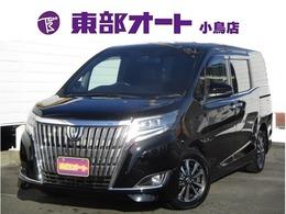 トヨタ エスクァイア 2.0 Gi プレミアムパッケージ ワンオーナー セーフティS 9型SDナビTV