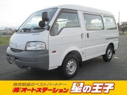 マツダ ボンゴバン 1.8 DX 低床 ハイルーフ 4WD (2人) ※4ナンバー車