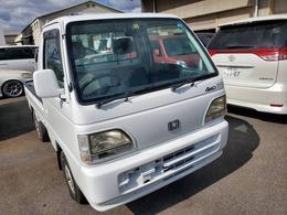 ホンダ アクティトラック 660 SDX 三方開 4WD エアコン付き 外装仕上済